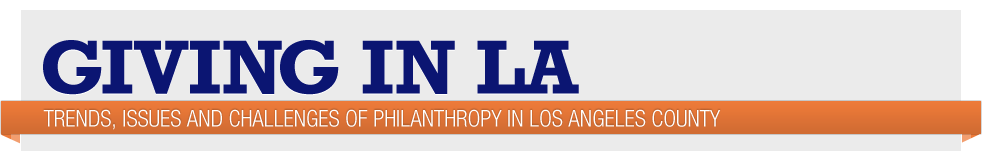 Giving in LA Logo