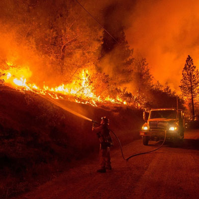 Support Southern California Wildfire Relief